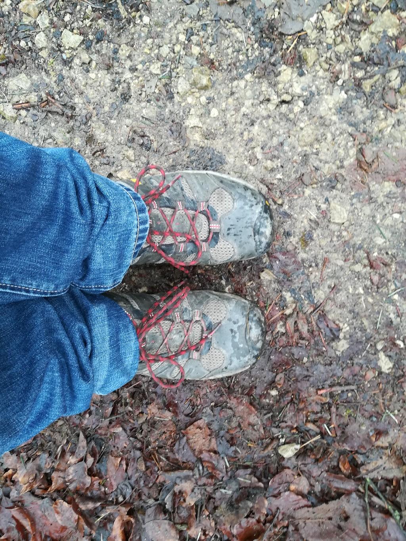 festes Schuhwerk ist Pflicht