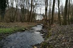 Die Riveris bei der Schmelzmühle